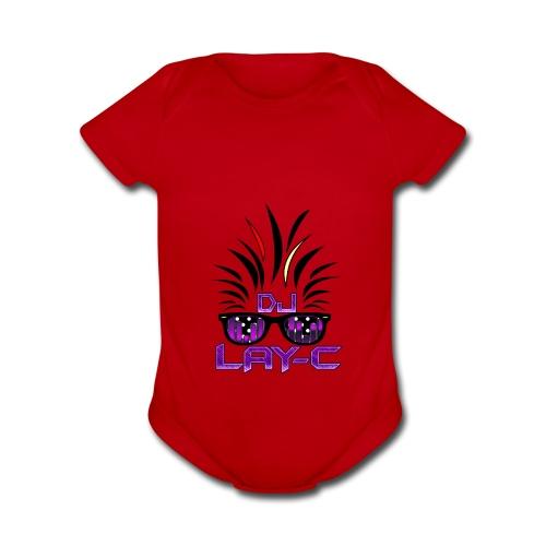 OutLess - Organic Short Sleeve Baby Bodysuit