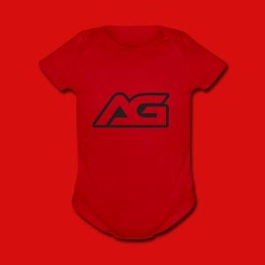 AG MERCH - Short Sleeve Baby Bodysuit