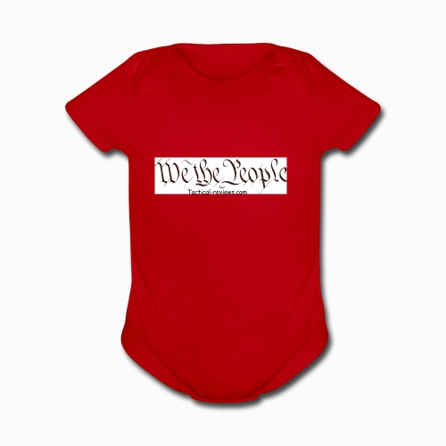 tactical reviews - Organic Short Sleeve Baby Bodysuit