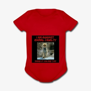 BDAFD0FD 3F70 408B 8A74 BA457710E98E - Short Sleeve Baby Bodysuit