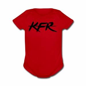 KFR - Short Sleeve Baby Bodysuit