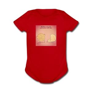 The Truth - Short Sleeve Baby Bodysuit