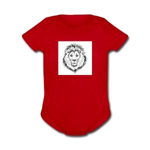 E087A5EF A7AE 44F5 A874 8A427A09A8CF - Short Sleeve Baby Bodysuit