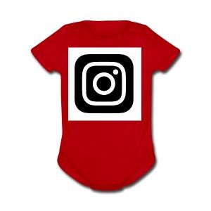 IMG 0091 - Short Sleeve Baby Bodysuit