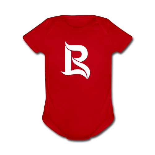 Legacy shop - Organic Short Sleeve Baby Bodysuit
