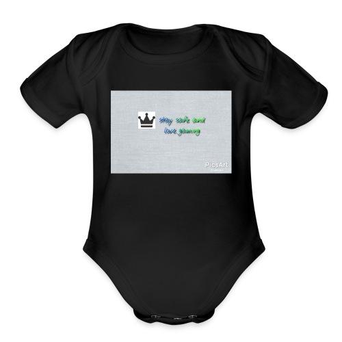 2017 19 3 20 51 48 - Organic Short Sleeve Baby Bodysuit