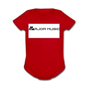 IMG 0003 - Short Sleeve Baby Bodysuit