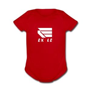 Exile Merch - Short Sleeve Baby Bodysuit