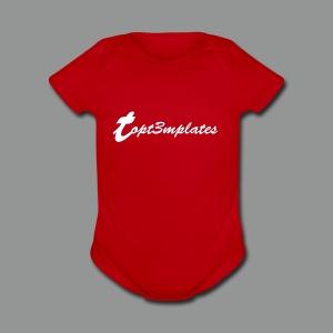1475922320085 - Short Sleeve Baby Bodysuit