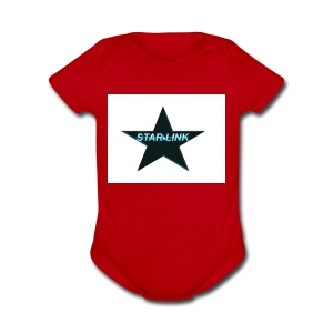 Star-Link product - Short Sleeve Baby Bodysuit