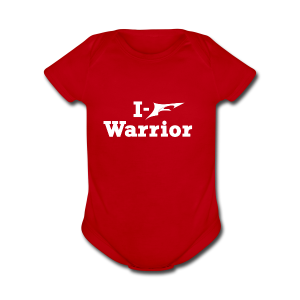 Fledge Fitness Sports gear - Short Sleeve Baby Bodysuit