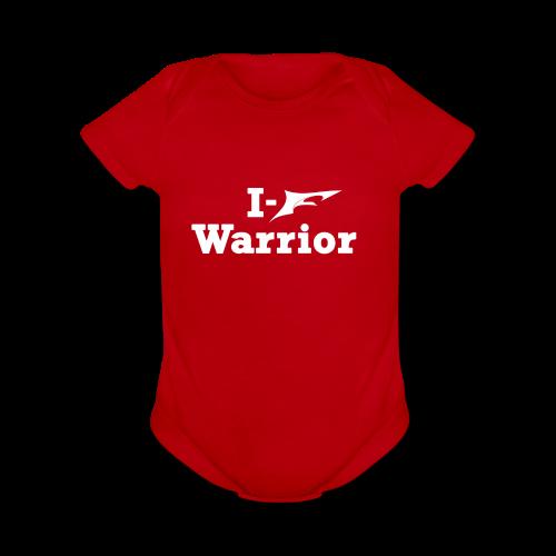 Fledge Fitness Sports gear - Organic Short Sleeve Baby Bodysuit