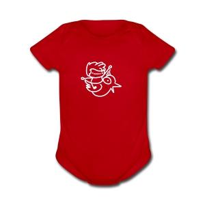 MeAndMyself Merch - Short Sleeve Baby Bodysuit