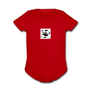 Bestfriends - Short Sleeve Baby Bodysuit