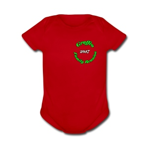 Graffeo Family Reunion - Short Sleeve Baby Bodysuit