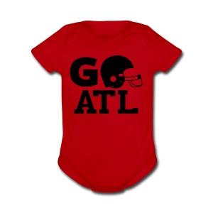 Go ATL - Short Sleeve Baby Bodysuit
