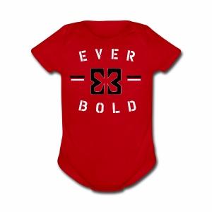 Ever Bold - Short Sleeve Baby Bodysuit