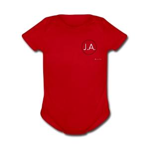 J.A. merch 2.0 - Short Sleeve Baby Bodysuit