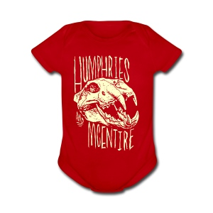 Humphries and McEntire Merchandise - Short Sleeve Baby Bodysuit