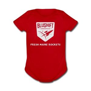 BluShift Maine - Short Sleeve Baby Bodysuit