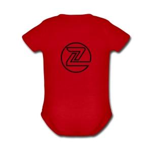 Zylohs - Short Sleeve Baby Bodysuit