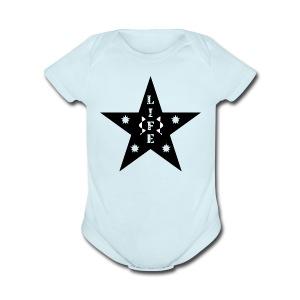 Star of Life - Short Sleeve Baby Bodysuit