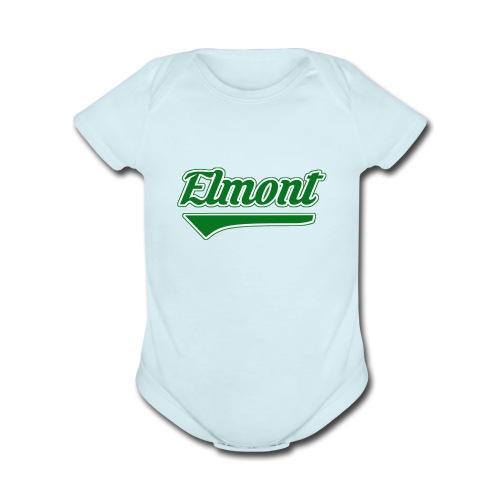 We Are Elmont - 'Community Pride' - Organic Short Sleeve Baby Bodysuit