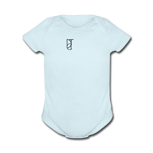 DCT Clothing - Organic Short Sleeve Baby Bodysuit
