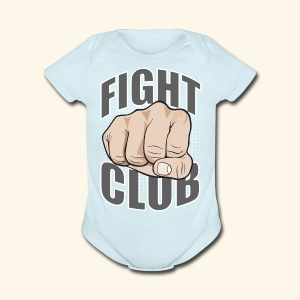 Fight Club - Short Sleeve Baby Bodysuit