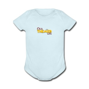 Our Themed Life - Short Sleeve Baby Bodysuit