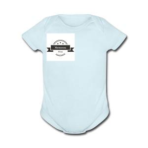 E36CD22D 6330 4F7A AD47 3A382B5EFDE3 - Short Sleeve Baby Bodysuit