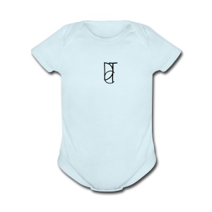 DCT Clothing - Short Sleeve Baby Bodysuit
