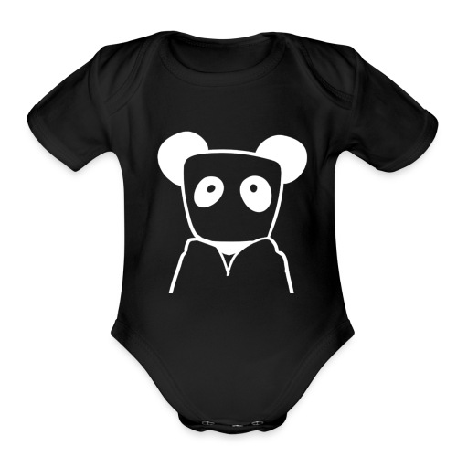 ZephPlayz Shirt - Organic Short Sleeve Baby Bodysuit