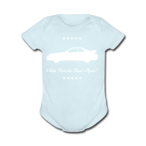 Make Preludes Great Again! - Short Sleeve Baby Bodysuit