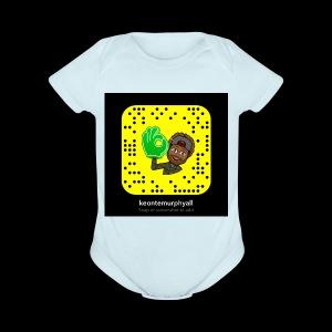 Kmv - Short Sleeve Baby Bodysuit