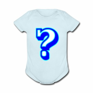 Idk Player Logo - Short Sleeve Baby Bodysuit