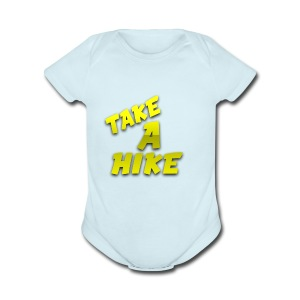 TakeAHike Merch - Short Sleeve Baby Bodysuit