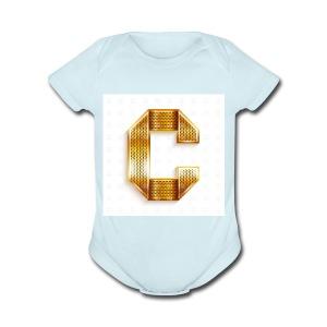 c.. the cool merch - Short Sleeve Baby Bodysuit