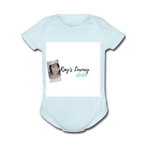 1517696587755 - Short Sleeve Baby Bodysuit