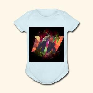 YouTube Icon 2 - Short Sleeve Baby Bodysuit