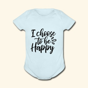 5 Tshirt Designs TGIM 05 - Short Sleeve Baby Bodysuit
