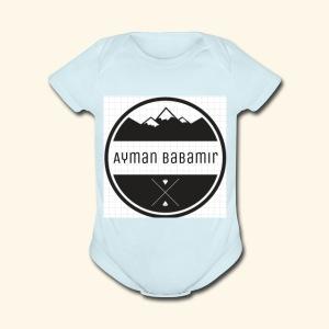 Ayman Babamir - Short Sleeve Baby Bodysuit