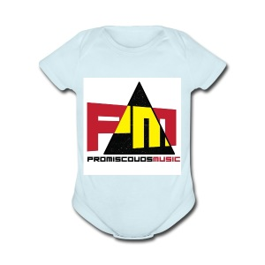 Tshirt Design Option 1 DEMO - Short Sleeve Baby Bodysuit
