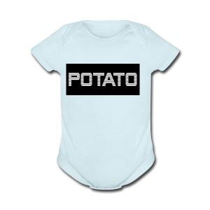Kylers - Short Sleeve Baby Bodysuit