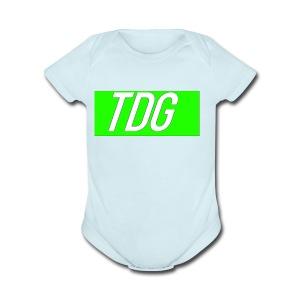 TDG Limited Merch! - Short Sleeve Baby Bodysuit
