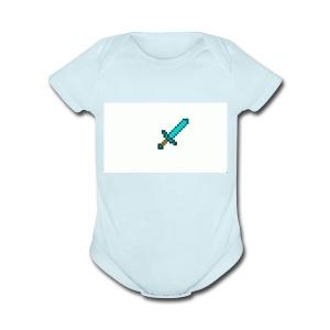 be a pro - Short Sleeve Baby Bodysuit