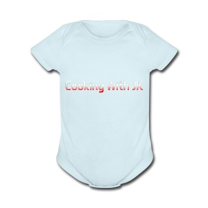 Cooking with JK - Short Sleeve Baby Bodysuit