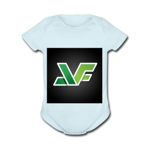 Jacks Flat Logo - Short Sleeve Baby Bodysuit