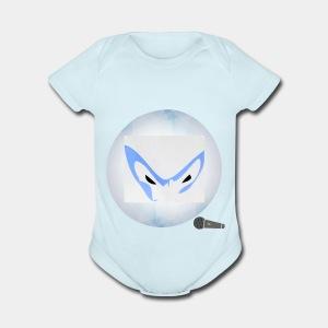 Mrignut logo#2 - Short Sleeve Baby Bodysuit