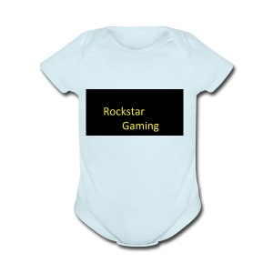 Rockstar Gaming - Short Sleeve Baby Bodysuit